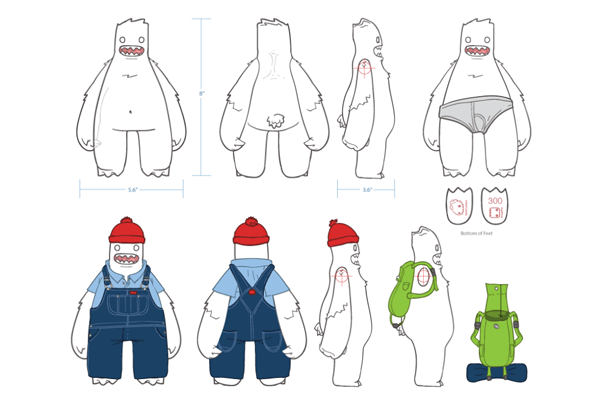 Character Design Session : Navigating the sea of character design merchandising