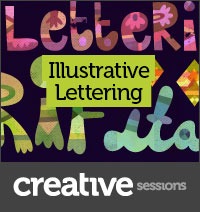Creative Sessions: Illustrative Lettering Launch