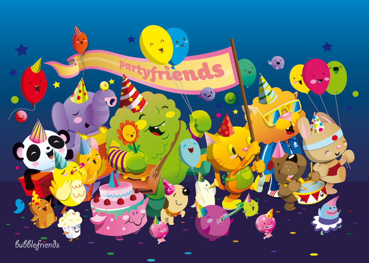 bubblefriends-partyfriends_style