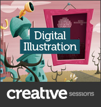 Creative Sessions: Digital Illustration Launch