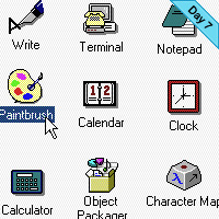 Know Your Icons Part 1  A Brief History of Computer Icons