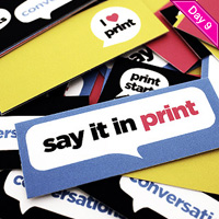 Preview for Design and Print Bold Promo Cards in 60 Minutes