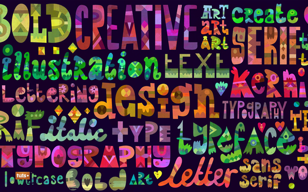 Best Web Magazine   sample   Creative Sessions: Illustrative Lettering Launch