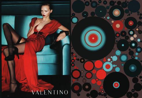 Valentino-compare