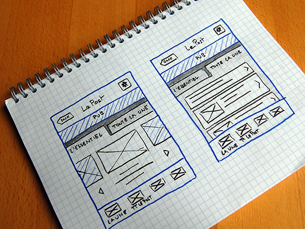app design ideas roughly speaking working within mobile ui design limitations - App Design Ideas