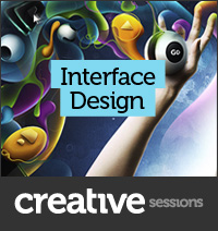 Link toCreative sessions: interface design launch